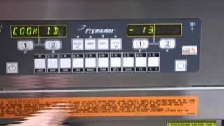 Programming New Products in the Frymaster M3000