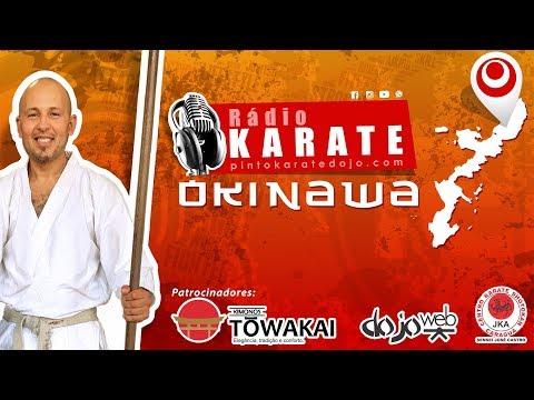 FOMOS À OKINAWA - Rádio Karate