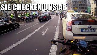 Ich hab Angst vor Polizeimotorrädern 😂