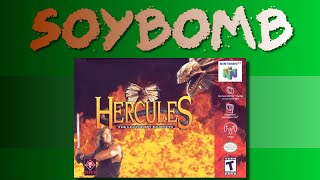 Hercules: The Legendary Journeys (Nintendo 64/Game Boy Color) - SoyBomb Plays!