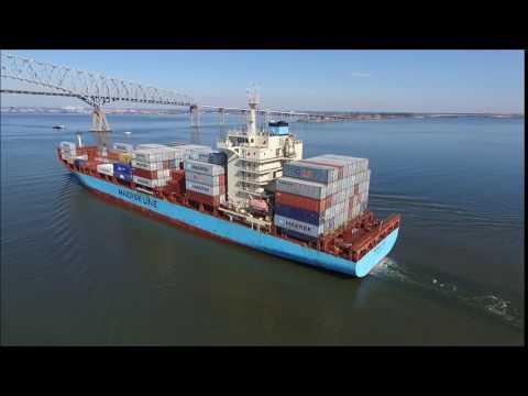 """""""Maersk Vilnius"""""""