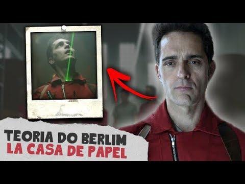 TEORIA BERLIM: Ele REALMENTE MORREU? - La Casa de Papel