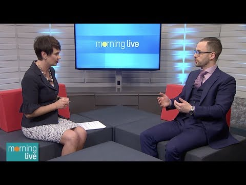 Michael St. Jean's Interview CHCH Morning Live Discussing Vista Condos on Charlton
