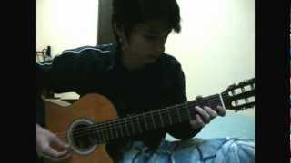 Akustik Gitar - Melody Bentuk C