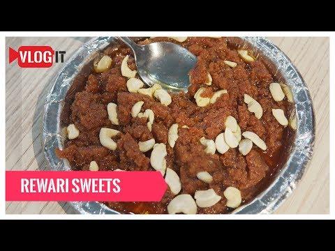 Vlog It: Rewari Sweets, Sadar Bazar,  Gurgaon