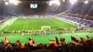 ROMA inter 4-2 GOL PJANIC LIVE CURVA SUD OSVALDO PEZZO DI MERDA