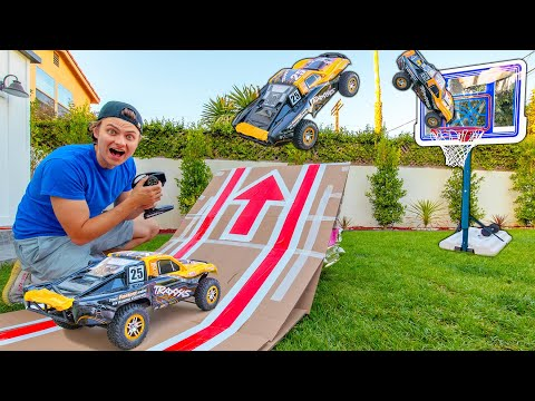 BEST RC CAR TRICK SHOT WINS $10,000