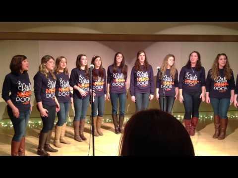 Girls Next Door A Cappella- Carol of the Bells