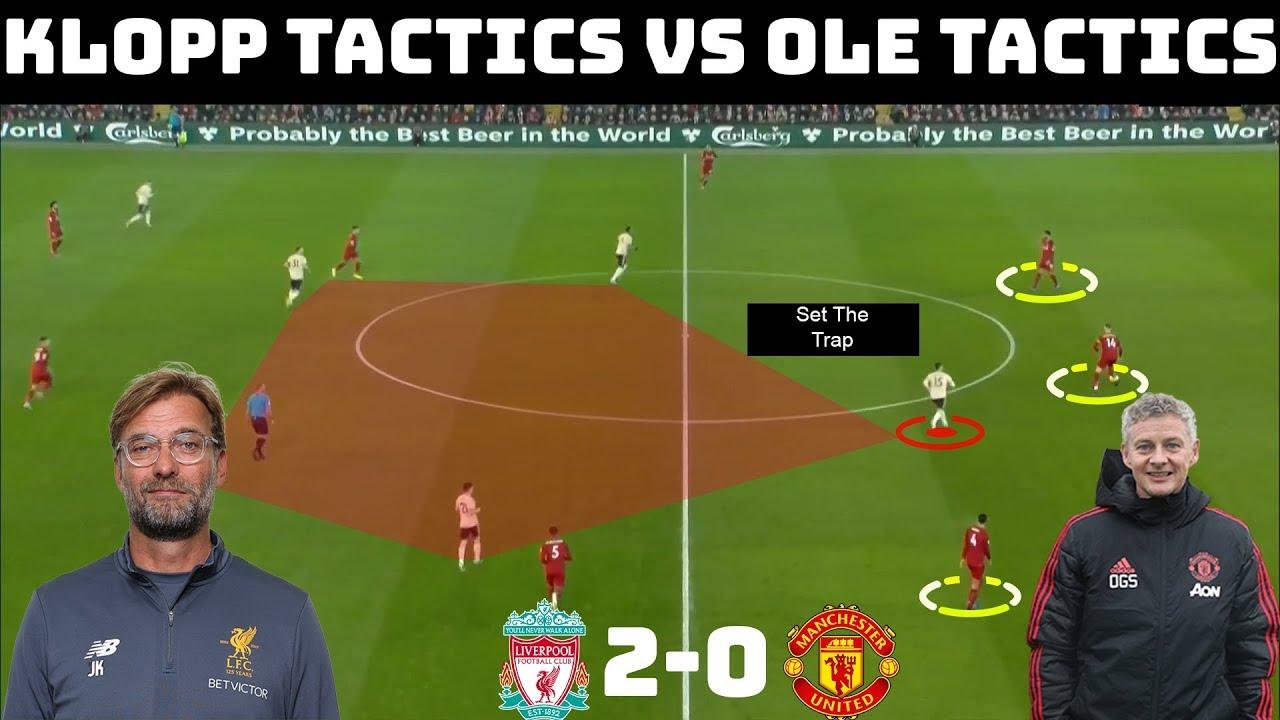 Download Tactical Analysis: Liverpool 2-0 Manchester United   Klopp Tactics vs Ole Solskjaer   Salah, V Dijk
