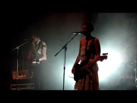 My Heart Belongs to Cecilia Winter - 'Eighteen'  live @ L'Usine à Gaz Nyon