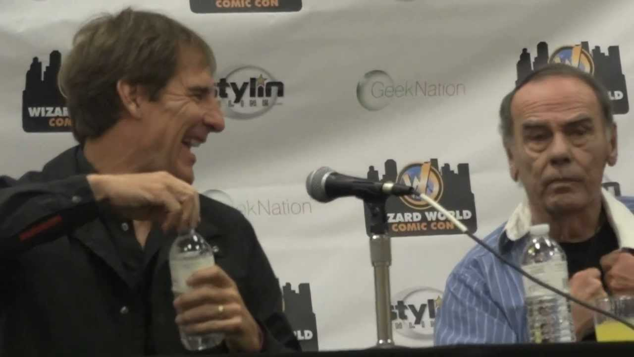 Scott bakula on quot ncis new orleans quot broadway and family from youtube