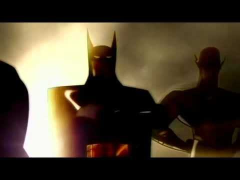 Justice League Unlimited Opening Video