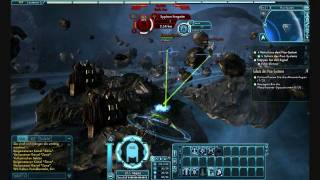 StarTrekOnline Low Level Gameplay