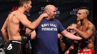 UFC 187: Weigh-in Highlights