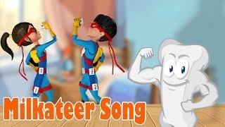 Milkateer Song Moomoo World | Kids Cartoons | Cartoons Central