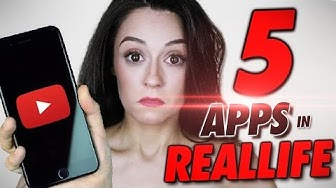 Apps in Reallife