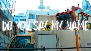 Matt Sato - Do You Say My Name (Official Lyric Video)