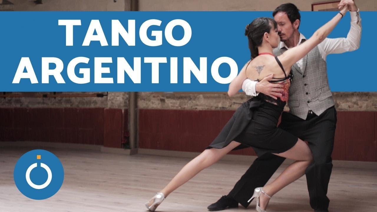Tino quiere bailar el tango