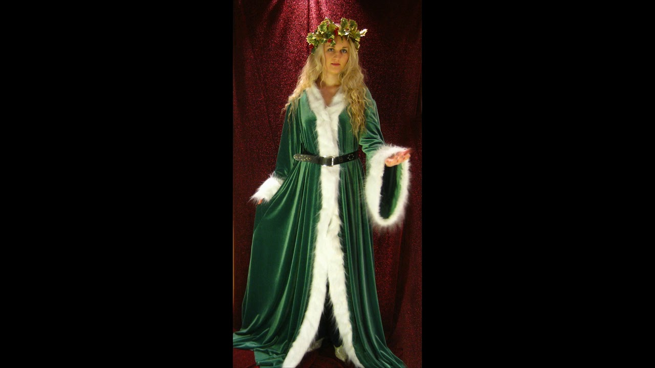 Ghost Of Christmas Present Costume.2 10 Ghost Of Christmas Present