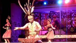 Sarawak Cultural Dance  Iban Warrior Dance