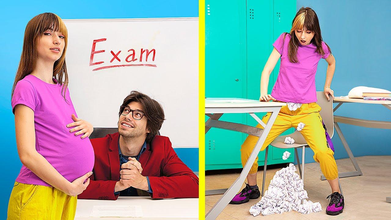 19 مواقف مضحكة ومحرجة في الامتحانات / ما لا يجب فعله أثناء الامتحان