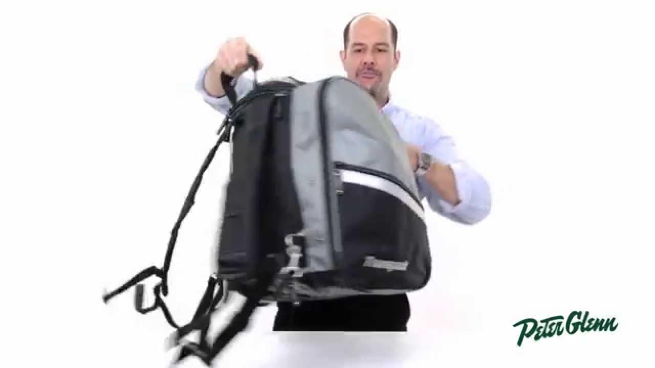 8488851069 2014 Transpack TRV Pro Boot Bag Review by Peter Glenn - YouTube