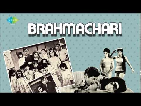 Dil Ke Jharokhe Mein | Brahmachari [1968] | Mohammed Rafi | Shammi Kapoor