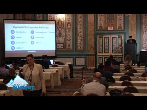 Swimming with Sharks: Should a Publisher be an Advertiser? from Affiliate Summit West 2017