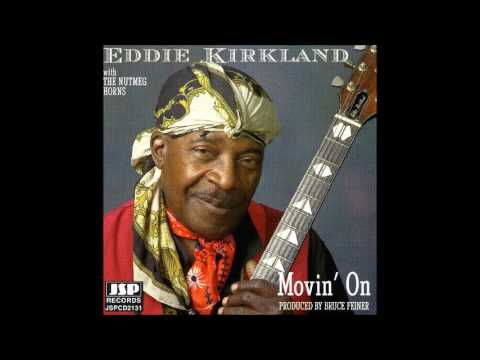Eddie Kirkland ~ ''Pick Up The Pieces'' &''Walking At Midnight'' 1980