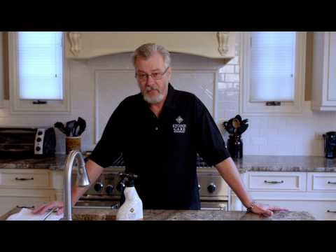 How to Properly Seal Granite