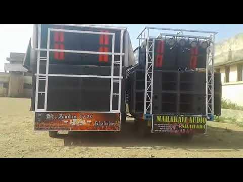 Khandoba varat SOUND CHECK DJ mahesh on M. AUDIO & Mahakali AUDIO Shahada