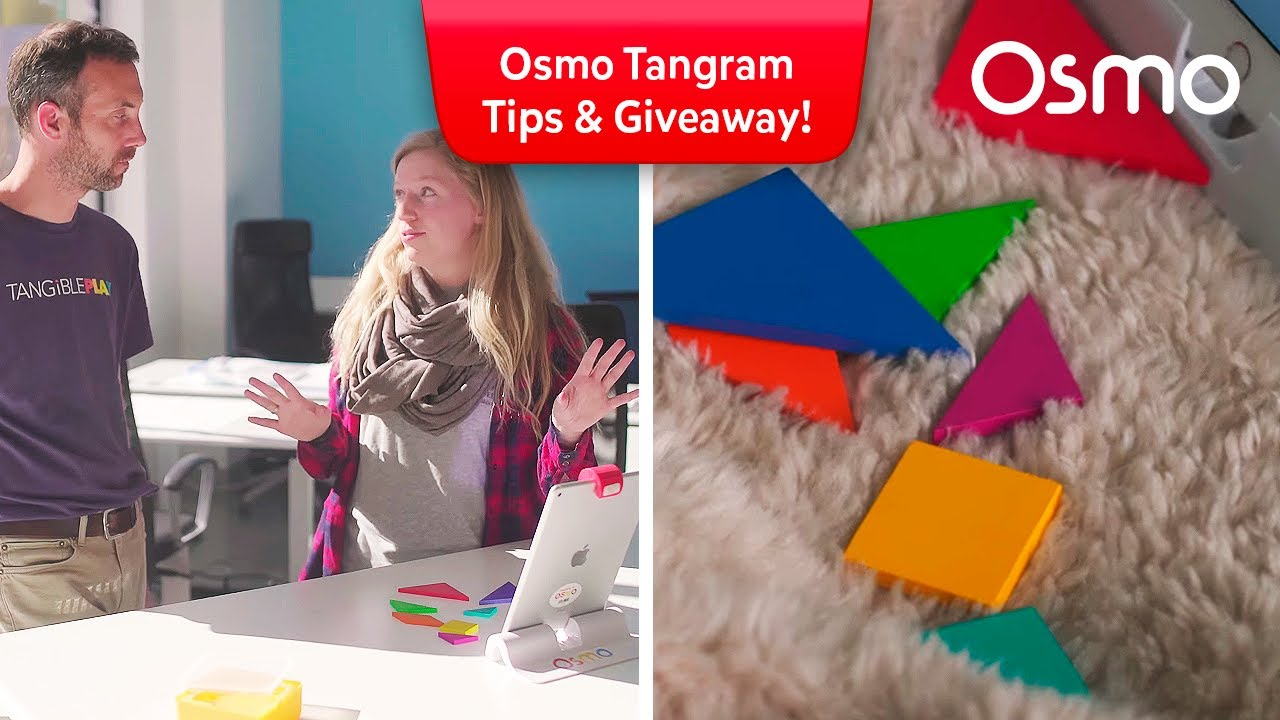 let's play osmo tangram  lighting tips  giveaway  youtube