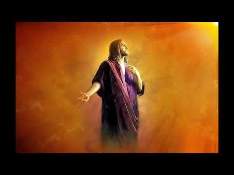 Oração Mãos ensanguentadas  de Jesus vem tocar em mim