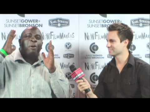 Gary Anthony Williams from Malcom in the Middle fame visits New Filmmakers LA