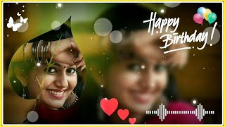 Birthday Video Maker In Kinemaster | Happy Birthday Video Editing Green screen Template Video Tamil