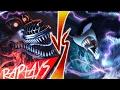 SONIC WEREHOG VS NIGHTMARE FOXY   EVIL RAP BATTLE   KRONNO & CYCLO   ( Videoclip Oficial )