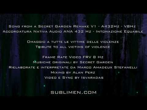 Song from a Secret Garden Remake V1 - 432Hz - Tribute to all victims of violence
