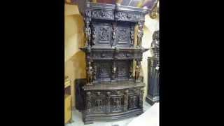Какая красота  Антикварная мебель(, 2014-10-19T21:28:07.000Z)