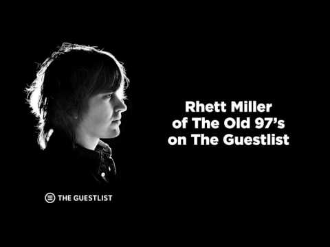 Rhett Miller of The Old 97's interview