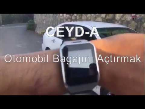 CEYD-A Otomobil Bagajını Açtırmak