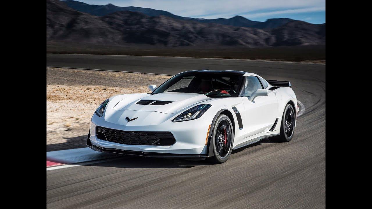2016 Corvette Z07 >> Essai Chevrolet Corvette Z06 Pack Z07 2016 - YouTube
