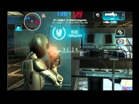 Shadowgun deadzone sniper montage by $ol@c3