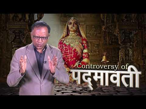padmavati controversy    Bharat poot pehle/Rajput badme    Media's Role   