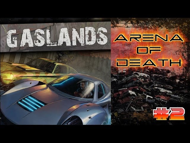 Gaslands #2: Arena of Death