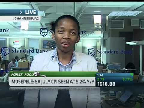 20 August - Currency markets with Tebogo Mosepele