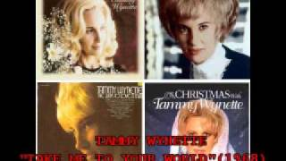 "TAMMY WYNETTE - ""TAKE ME TO YOUR WORLD"" (1968)"