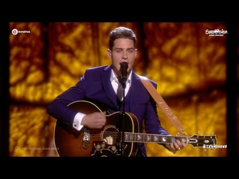 Douwe Bob - Slow Down | First Semi-Final | ESC16