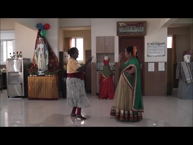 Grandparents Day at Bangalore St Joseph!                     25th July 2021!