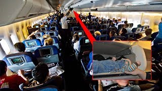 10 Craziest Things That Ever Happened on a Plane
