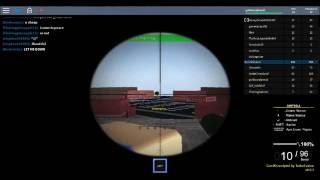 Roblox Airsoft 1 Mi equipo recibe la muerte del spawn!!!!